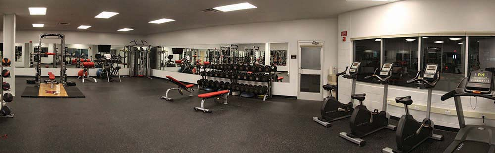 Performance Training Room